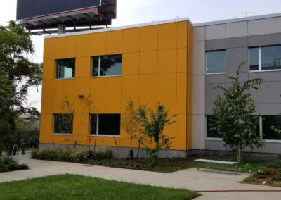 Excel Academy Charter High School Addition