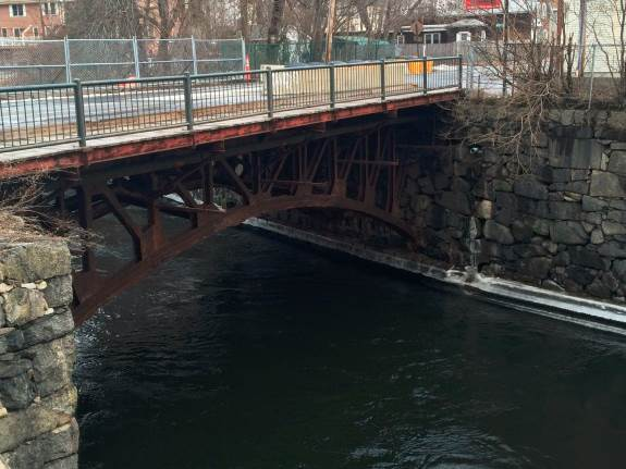City of Lowell TIGER Grant Funded Canal Bridges Rehabilitation