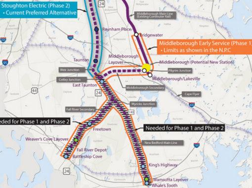 South Coast Rail – MBTA