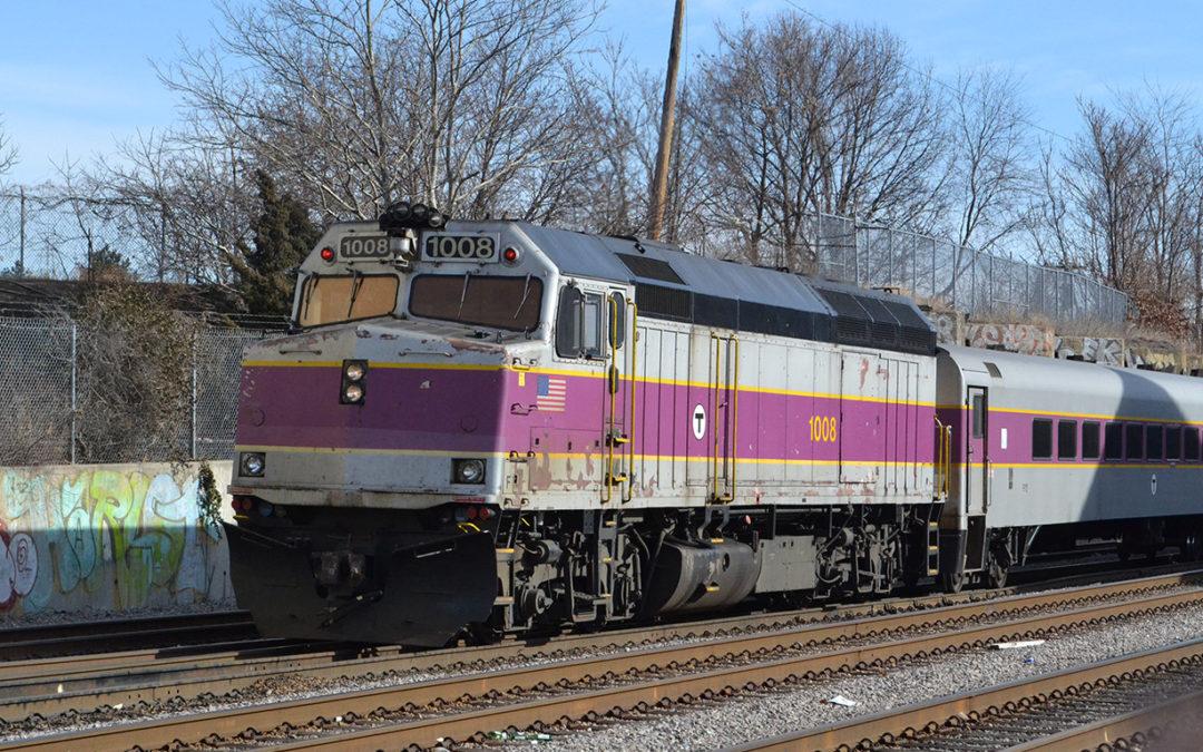 MBTA Fitchburg Commuter Rail Extension