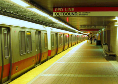 MBTA Red Line/Orange Line Infrastructure