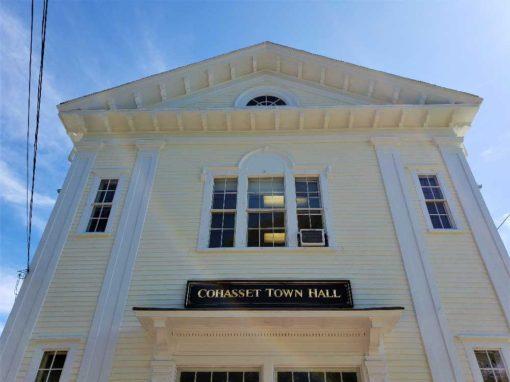 Cohasset Town Hall