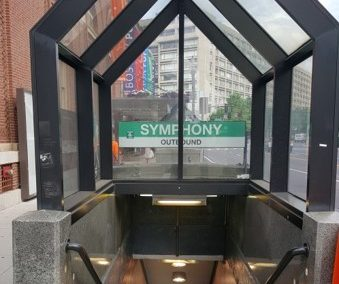 MBTA Symphony Station Accessibility Improvements
